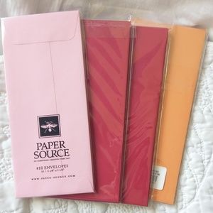 "#10 Envelopes Slimline 4"" x 9.5"""